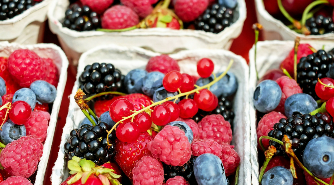 100% naturel & healthy : le régime Paléo
